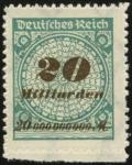 MiNr. 329 B P