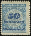 MiNr. 330 B P PF