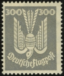 MiNr. 350 X