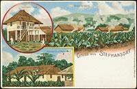Overprint Private Postal Stationery
