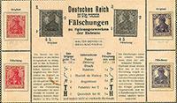 WWI War/Propaganda Forgeries