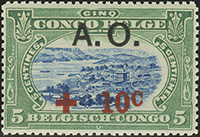 AO Overprint Issues