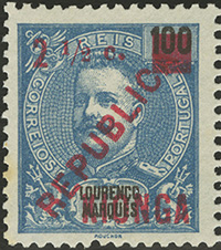 Portuguese Occupation (Kionga)