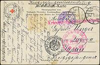 WWI POW Mail