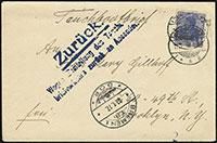 Tauchbootbrief Inner Envelopes