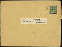 1900 Overprint Wrapper