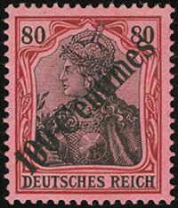 1908 Overprint Issues