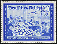 Comradeship of German Post Offices
