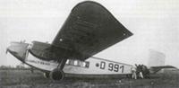 Weimar Republic Semi-Official Airmails
