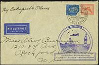 Europa – Southampton (19 June 1932)
