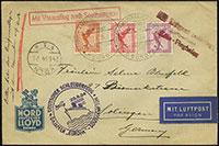 Europa – Southampton (23 June 1934)