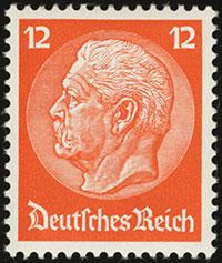 Hindenburg Medallions