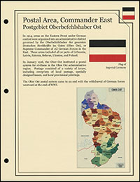 WWI Occupation – Ober Ost