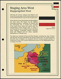 WWI Occupation – Etappengebiet West