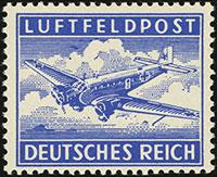 Feldpost Airmail Forgery