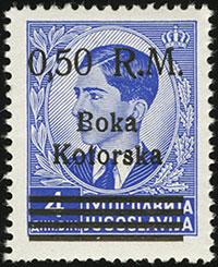 Yugoslavian Overprints