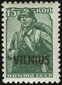 Vilnius Issues