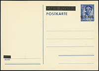 Luxembourg Overprints