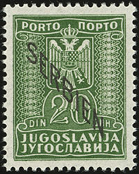 1941 Postage Dues