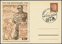 Stamp Day Overprints