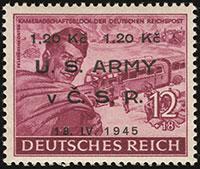 Franzensbad Overprints