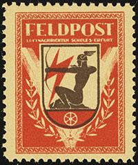Erfurt Feldpost