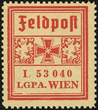LGPA Wien Feldpost