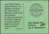 1938 Sudetendeutsche Freiheitsfahrt