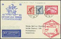 1933 7th South America Flight
