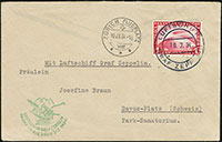 1934 Switzerland Flights