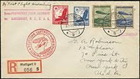 1936 1st North America Flight