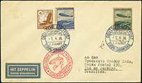 1936 1st South America Flight