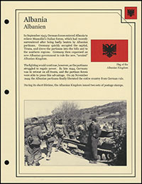 WWII Occupation – Albania