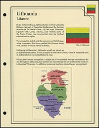 Lithuania (Litauen)