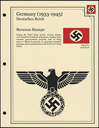 Third Reich Revenues