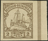1901 Yacht Issue 2 Pesa Proof