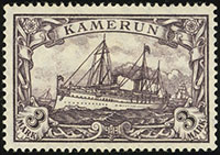 1905 Yacht Issue Watermarked Proofs